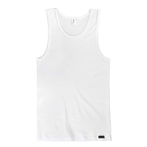 CiTO Herren-Unterhemd weiß Größe 5