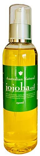 オーストラリアンナチュラルホホバオイル250ml