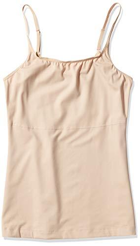 Maidenform Women's Flexees Shapewear Firm Control Camisole, Latte Lift, Medium