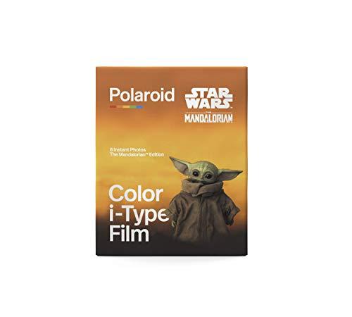 Polaroid Originals i-Type Color Film - Star Wars The Mandalorian Edition (8 Photos) (6020)