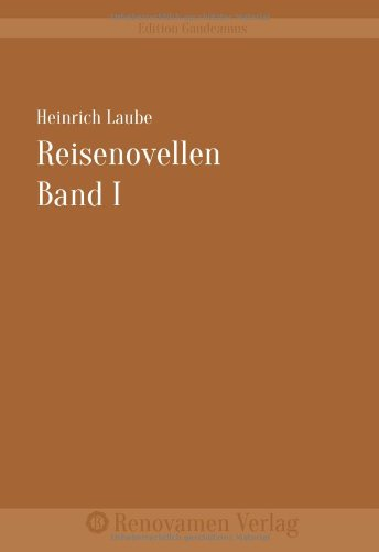 Reisenovellen Band 1