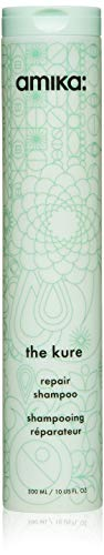 Amika The Kure Repair Shampoo, 10 Fl Oz
