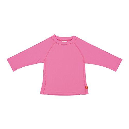 LÄSSIG Baby Kinder Schwimmshirt Badeshirt Langarm UV-Schutz/Splash & Fun Long Sleeve Rashguard Light Pink, 36 Monate