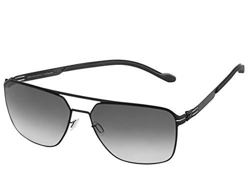 Mercedes-Benz Collection 2020 Sonnenbrille Herren, Business, schwarz, ic! berlin