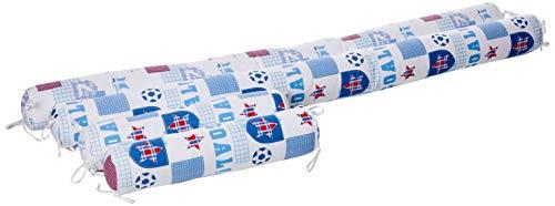 Kit Montessori Rolinho, Biramar Baby, Azul