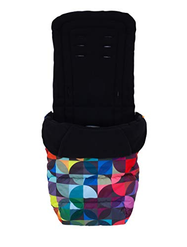Cosatto Saco universal – Caleidoscopio acolchado para todas las estaciones de lujo, lavable, caleidoscopio