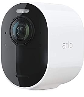 Arlo Technologies Ultra 2 Spotlight Camera Add-on Camera Security System Wire-Free, 4K Video & HDR Colour Night Vision, 2-Way Audio, 6-Month Battery Life Compatible with Alexa White (VMC5040-200AUS) (B08MKKQ2Y7) | Amazon price tracker / tracking, Amazon price history charts, Amazon price watches, Amazon price drop alerts