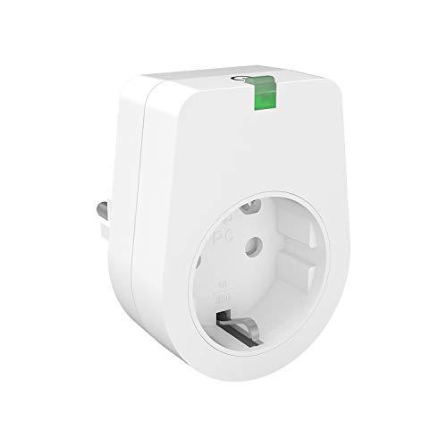 Enchufe Inteligente WiFi Lunvon - Toma de Interruptor Remoto