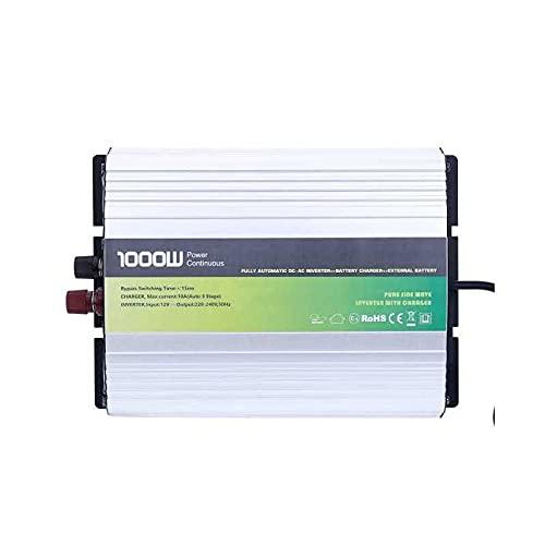 Convertidor cargador 1000 W – 12 V