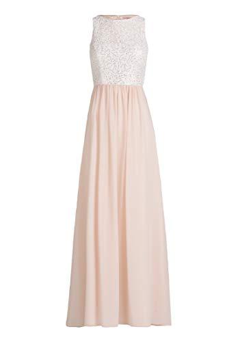 Vera Mont Abendkleid Rosé/White, 36 Damen