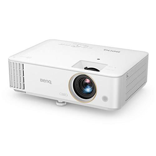 BenQ TH685i Proiettore 1080P FHD, 3500 ANSI Lumen, Modalità di Gioco 8ms, Android TV