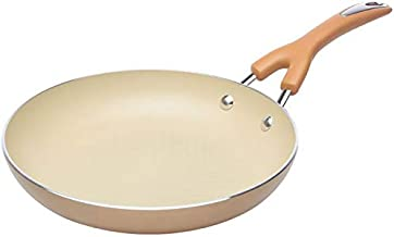 Meyer Aluminum Non-stick Open Fry Pan - Cream MY16874 White