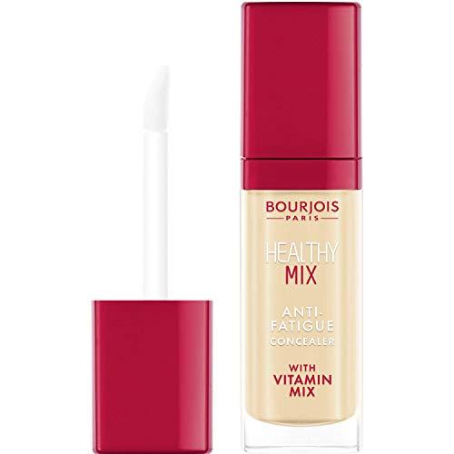 Bourjois Concealer Healthy Mix Anti-Fatigue, Correttore Occhiaie Liquido e Coprente, 51 Light