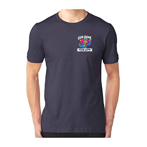 Tekashi69 Scum Gang Tshirt Classic T Shirt nbsp Premium, nbsp Tee nbsp Shirt, nbsp Hoodie nbsp for n DMN t-Shirt, Hoodie Black