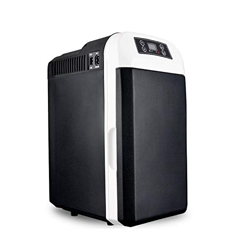 Mini Réfrigérateur 8L Fonction De Réchauffement Et De Refroidissement Réfrigérateur Portable, pour Les Boissons Snacks Bières Produits De Soin De La Peau