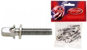 Price comparison product image Stagg Drum Tension Bolts 30mm 4H-HP