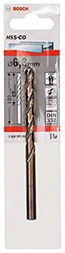 Bosch Professional Metallbohrer HSS-Cobalt (Ø 6,8 mm)