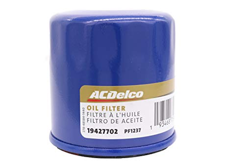 ACDelco Gold PF1237 Engine Oil Filter