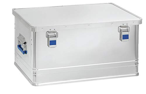 Hünersdorff - Caja de aluminio para oficina, 74 litros,...