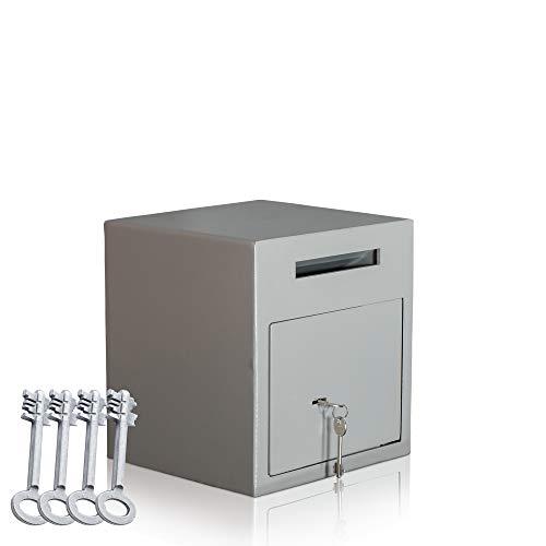 cassaforte antirapina | cassaforte a cassetto | cash deposit | fessura d'inserimento | classe di sicurezza A | 4 chiavi | serratura a chiavi