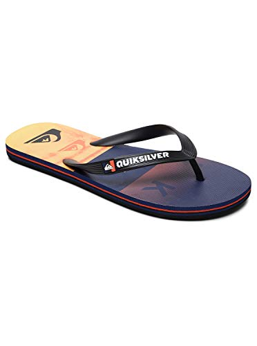 Quiksilver Molokai Wordblock - Flip-Flops for Men - Sandalen - Männer