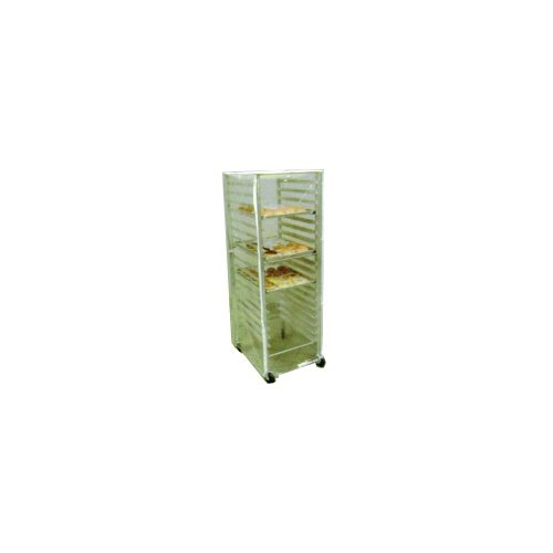Curtron SUPRO-14-EC Curtron SUPRO-14-EC Bakery Rack Cover - Standard Duty Refrigerator Cover