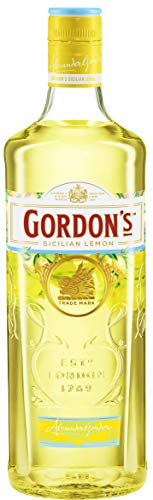 Gordon's Sicilian Lemon Gin (1 x 1 l)