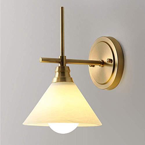 Beautiful home lighting/Lusso Corridoio Aisle Light fixtures - lichtkegel aan de binnenkant van de muur voor reparatie van industriële wandlampen, bevestiging van koperglas