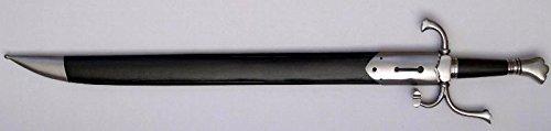 echtes Falchion Italienisches Kampfschwert Scharf von Silvio Overlach GmbH