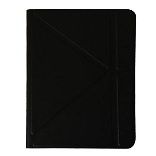 Waterdichte beschermhoes, Bluetooth-toetsenbord, PU-leer, voor iPad Mini 4, beschermhoes voor toetsenbord, ultradun, afneembaar, voor tablet met PU-houder zwart.