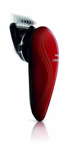 Philips QC5550/15 Headgroom Regolacapelli fai da te con testina rotante a 180°, con e senza filo