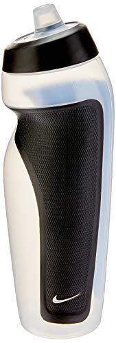 Nike Sport Water Bottle 600ml clear/black