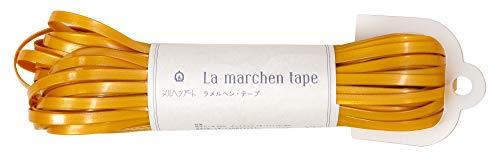 メルヘンアート ラ メルヘン・テープ 5mm 150g 約30m Col.159 シェルサンフラワー 1玉