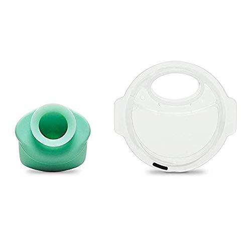 Elvie Pump Breast Pump Valve and Spout Kit | 2 Pack | Breastfeeding and Breast Pump Parts for Breast Milk Storage | Breast Pumps and Breast Feeding Essentials