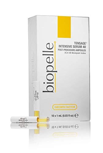 Biopelle Tensage Intensive Anti Aging Growth Factor Serum 40, 10 Count