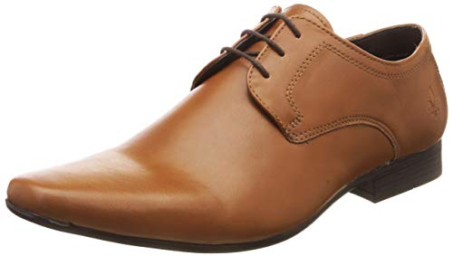 Bond Street by (Red Tape) Men's BSS0873 Tan Formal Shoes-8 UK/India (42...