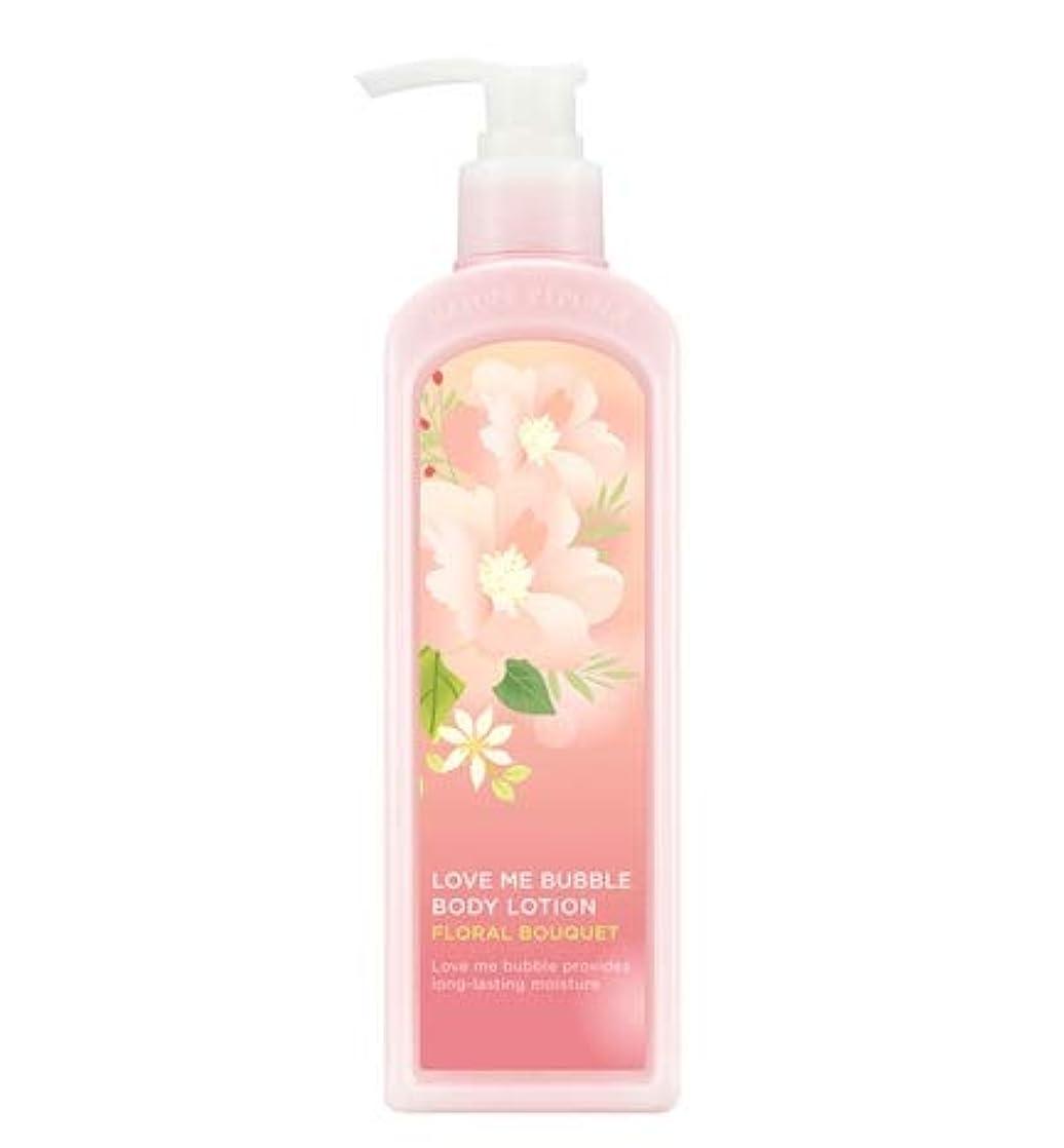 アームストロング墓少しNATURE REPUBLIC Love Me Bubble Body Lotion-Floral bouquet ネイチャリパブリックラブミバブルボディーローション [並行輸入品]