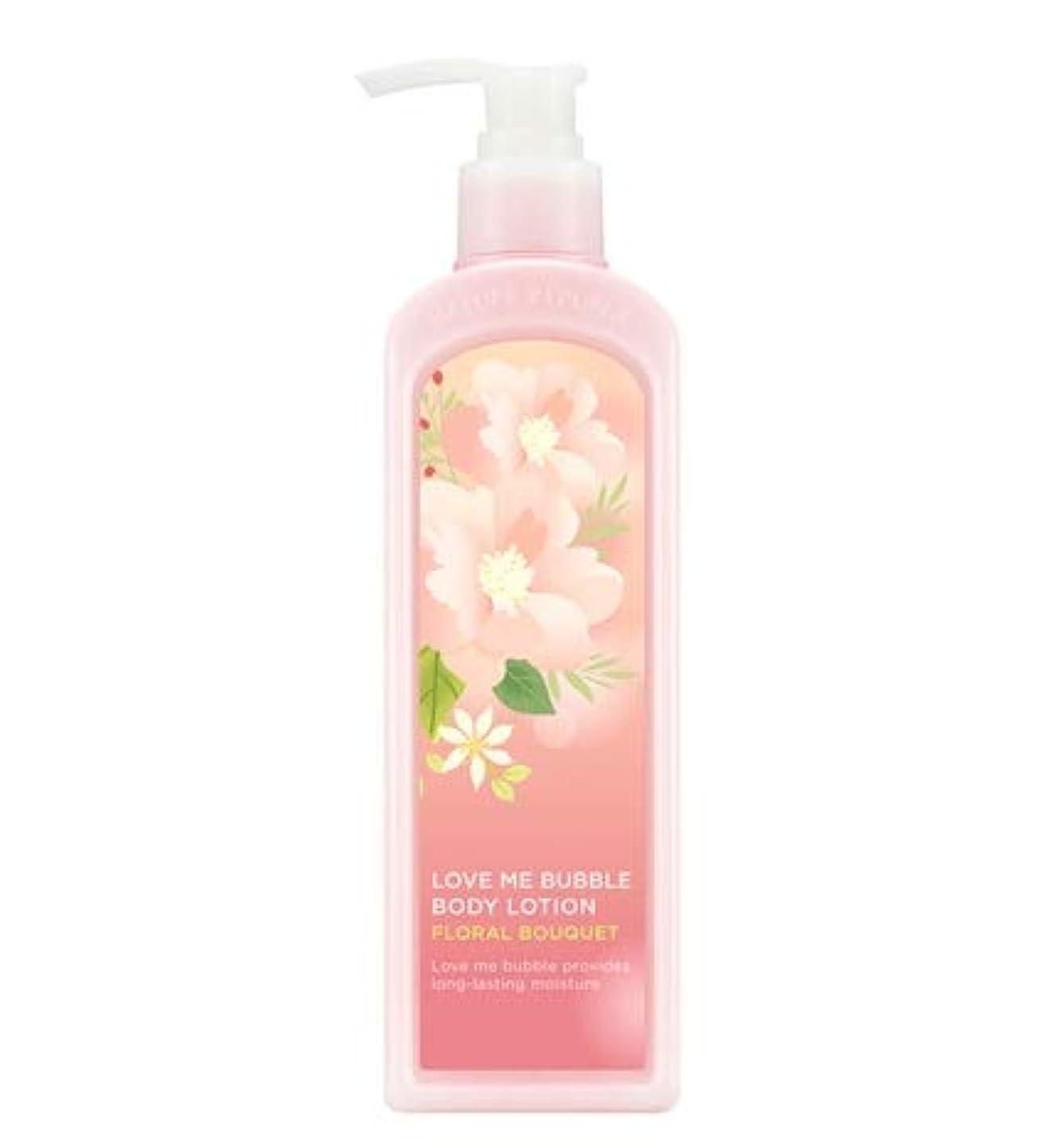 有料ゲートピボットNATURE REPUBLIC Love Me Bubble Body Lotion-Floral bouquet ネイチャリパブリックラブミバブルボディーローション [並行輸入品]