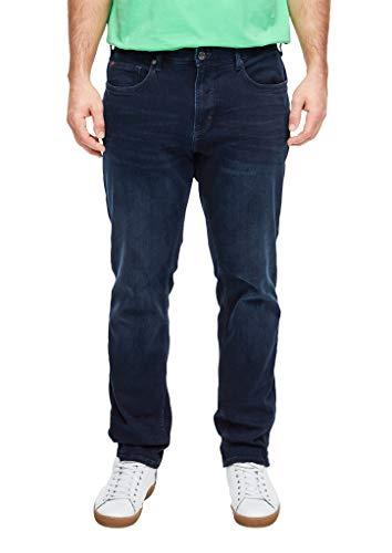 s.Oliver Big Size heren spijkerbroek Straight Jeans (gerades Bein)