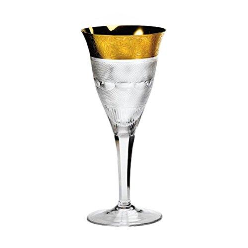 Moser Crystal Clear Splendid Goblet