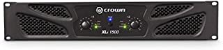 Best crown amplifiers xls 1000 Reviews