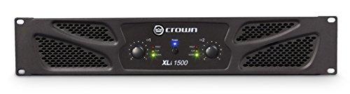 Crown XLi1500 Two channel Power Amplifier
