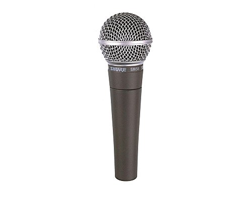 SHURE SM58-LCE vocal microphone cardiod dynamic microfono originale