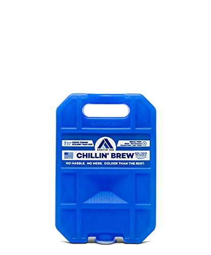 ARCTIC Ice rafraîchissante Brew Série réutilisable Cooler Lot, Mixte, Green