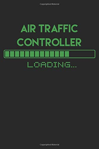 Air Traffic Controller Retro Style: 6x9 Journal for Keeping Daily Habits and Recording Life Events ( Air Traffic Controller Themed-Book)