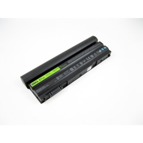 DELL FKYCH Notebook Battery Lithium-Ion (Li-Ion) - Notebook Batteries (Lithium-Ion (Li-Ion), 87 Wh, Schwarz)