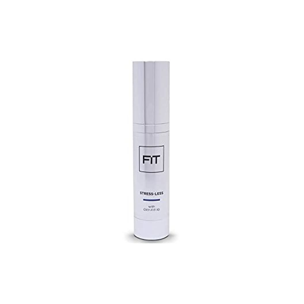 メンタリティ泥棒豊富フィットストレスレス目の血清20ミリリットル x4 - Fit Stress Less Eye Serum 20ml (Pack of 4) [並行輸入品]