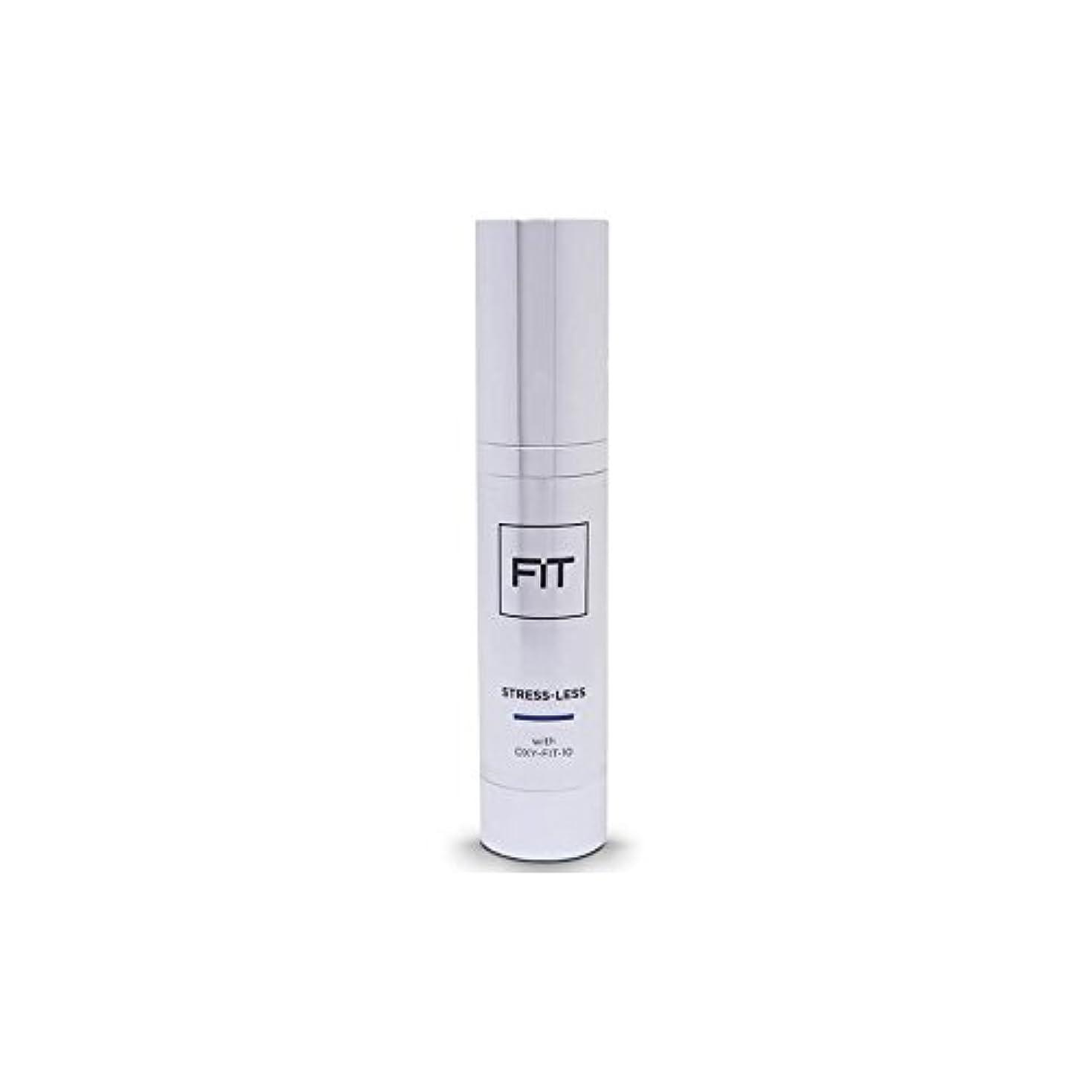 財産周術期ペットフィットストレスレス目の血清20ミリリットル x4 - Fit Stress Less Eye Serum 20ml (Pack of 4) [並行輸入品]