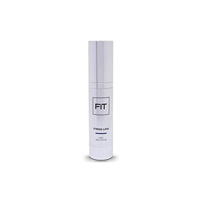 フィットストレスレス目の血清20ミリリットル x4 - Fit Stress Less Eye Serum 20ml (Pack of 4) [並行輸入品]