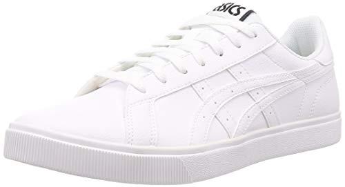 Asics Classic CT, Zapatos de Baloncesto para Hombre, Blanco (White/White 101), 44 EU